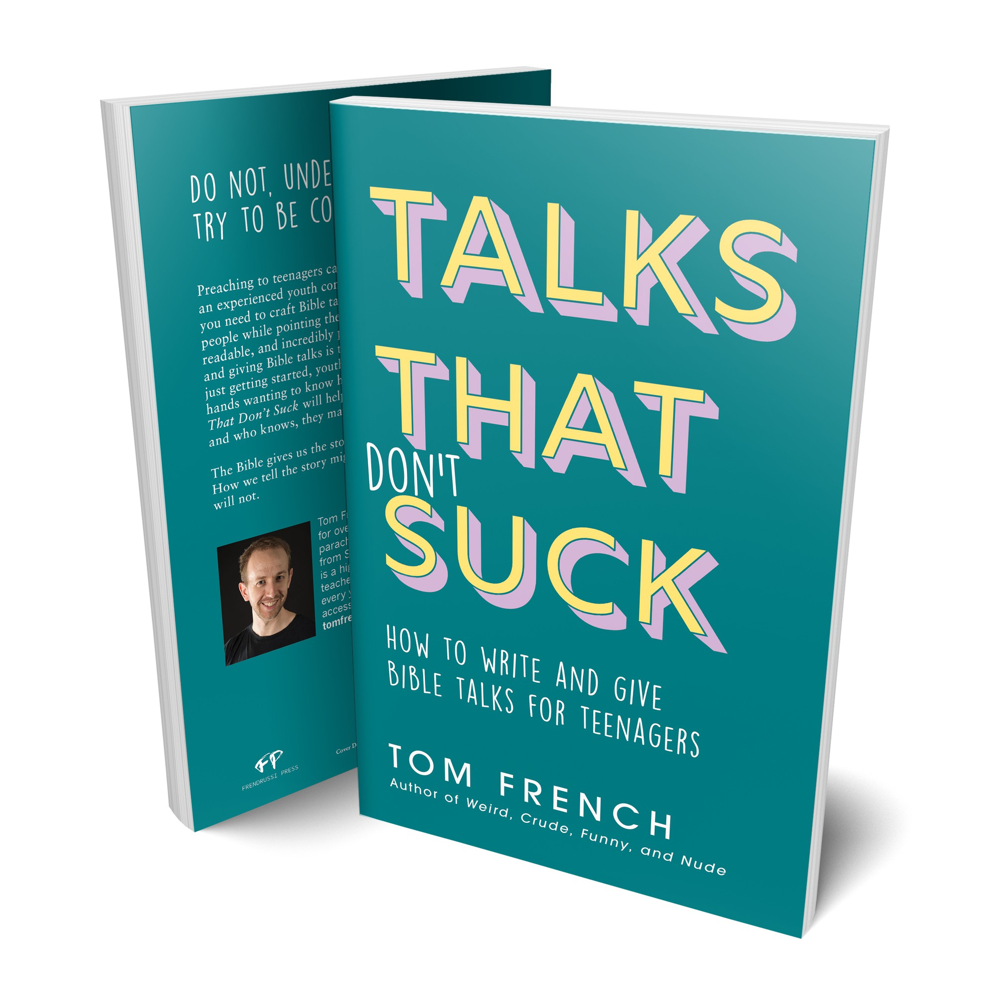 Talks That Don't Suck – Physical Book