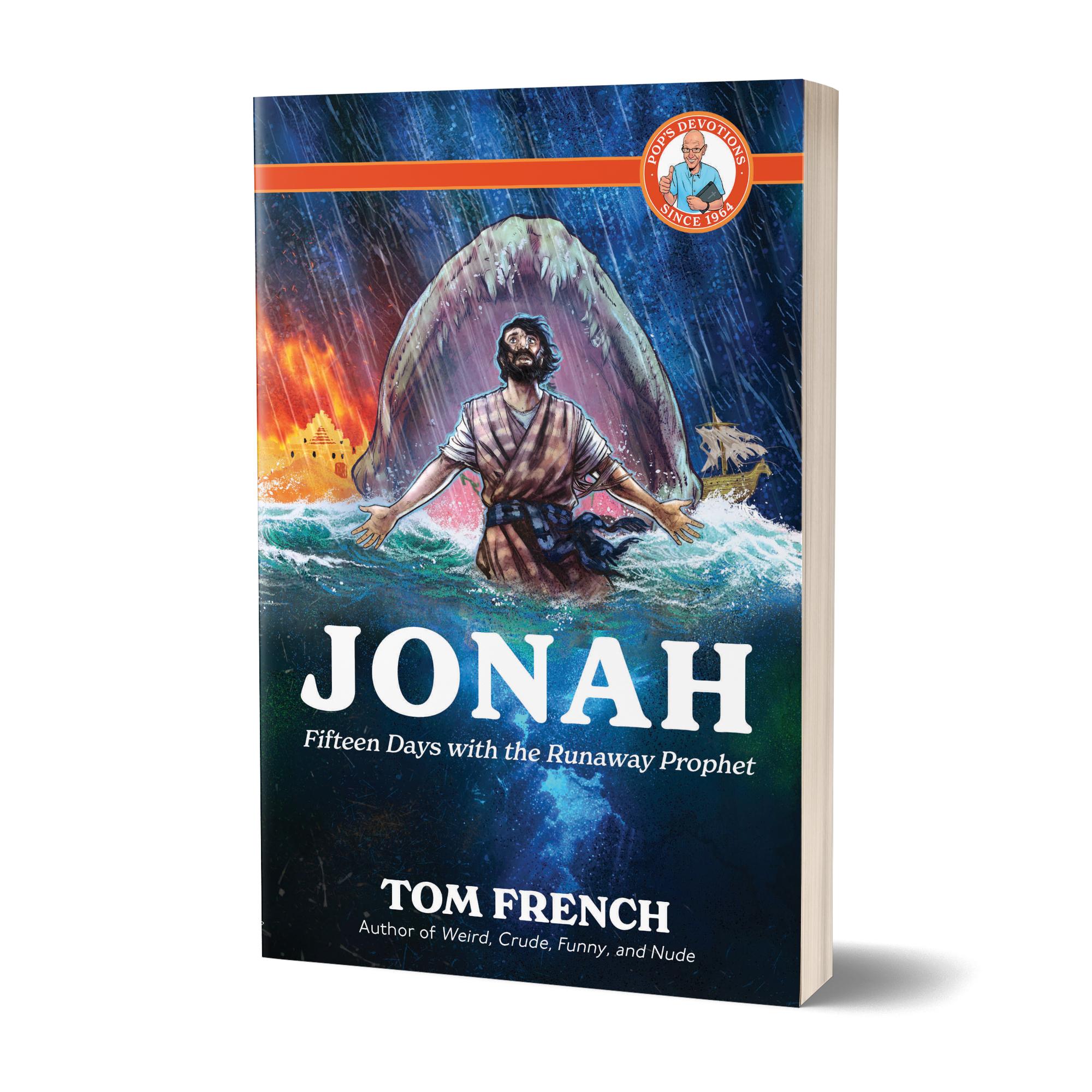 Pop's Devotions – Jonah: Fifteen Days with the Runaway Prophet